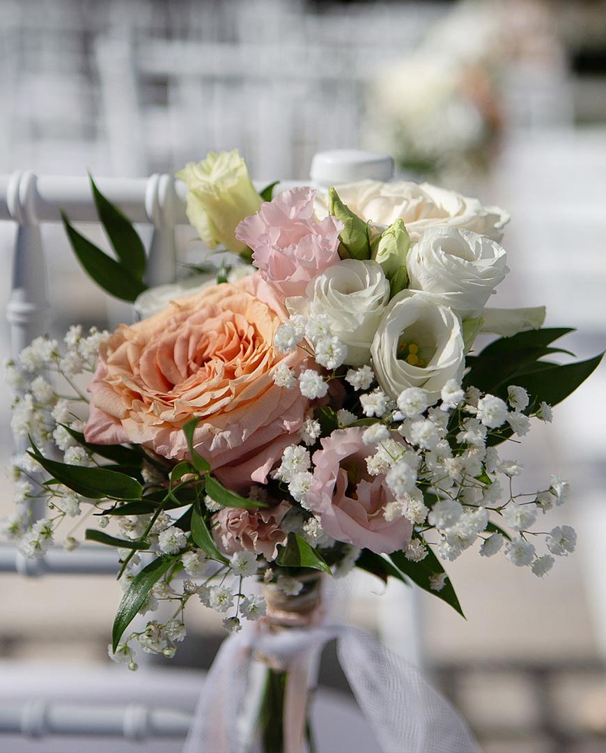 bouquet floreale Cà Borghese, Ameglia (SP)