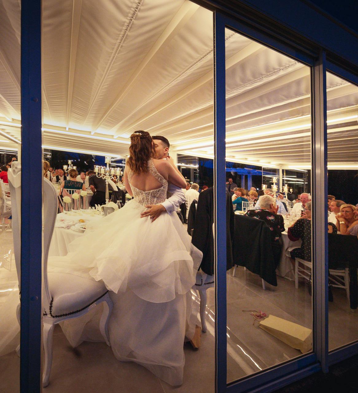 location per balli dopo matrimonio Cà Borghese, Ameglia (SP)