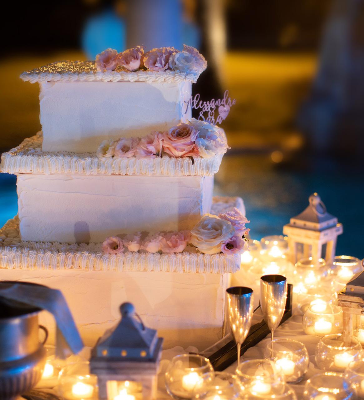 torte nuziali Cà Borghese, Ameglia (SP)