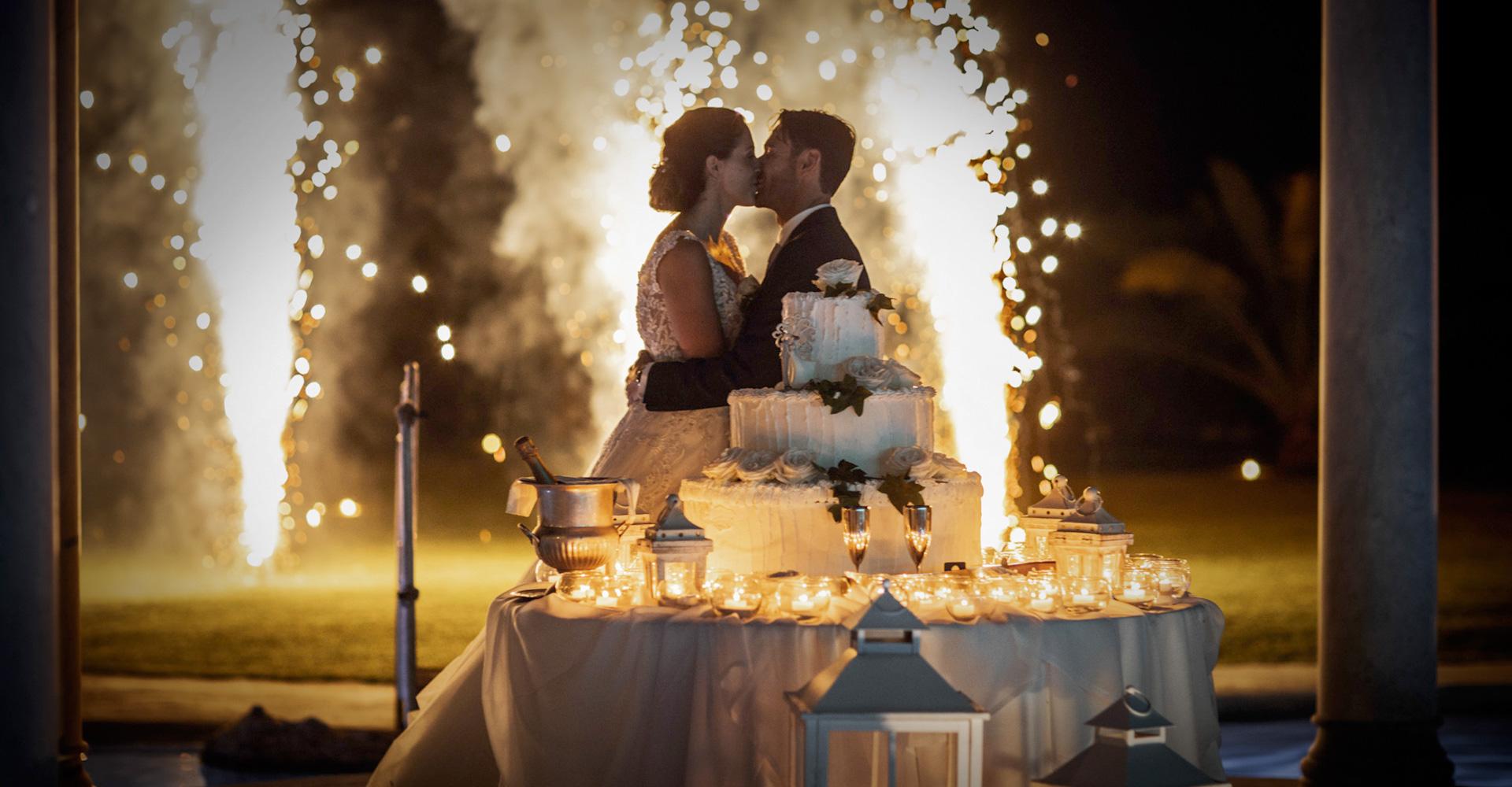 Bacio Sposa-Sposo Cà Borghese, Ameglia (SP)