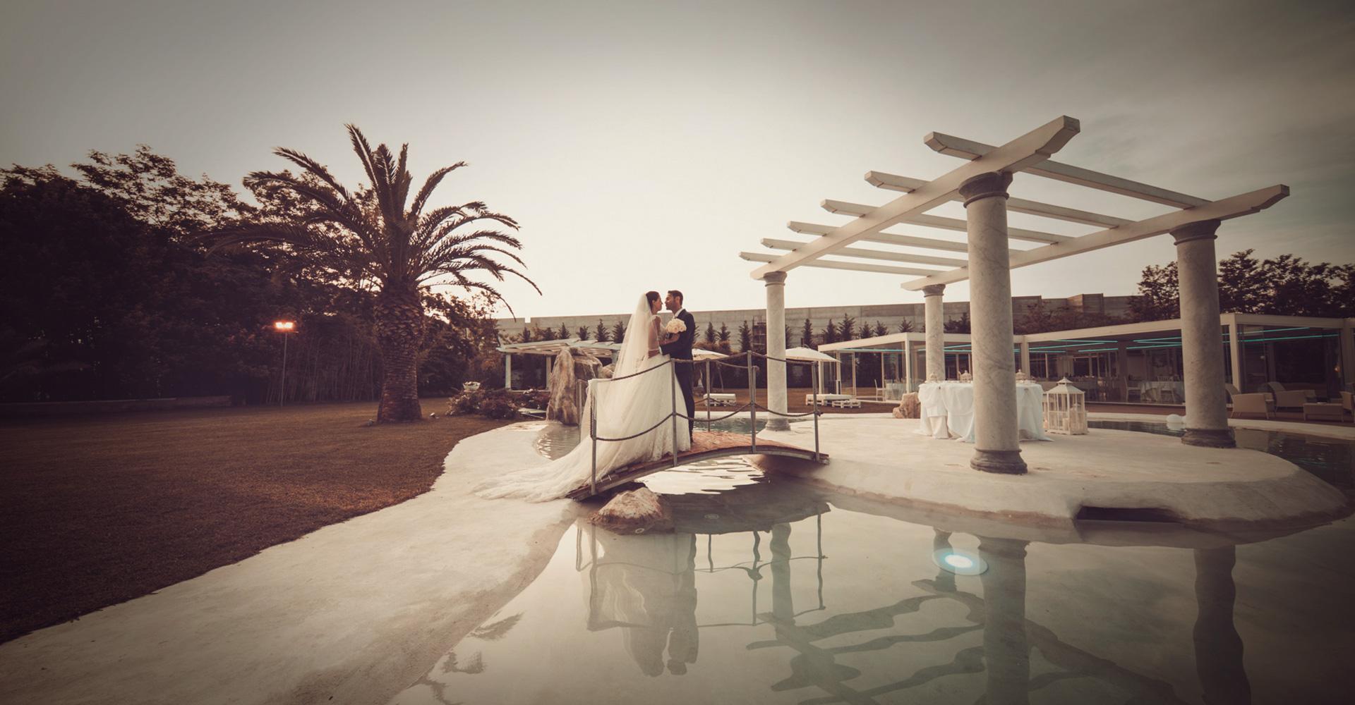 ricevimento ospiti per matrimonio, sposi, Cà Borghese, Ameglia (SP)